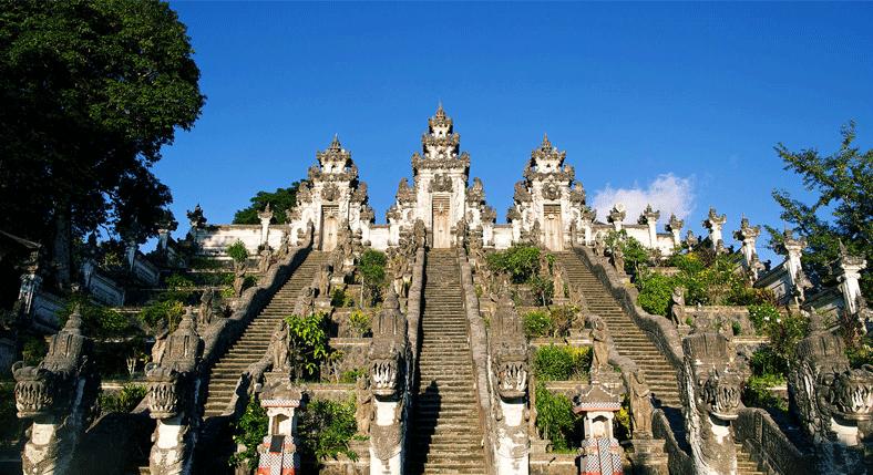 Lempuyang-Temple