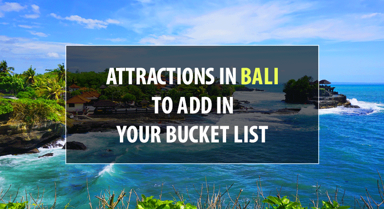 10 Natural Attractions in Bali to Add in Your Bucket List