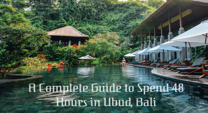 A Complete Guide to Spend 48 Hours in Ubud, Bali