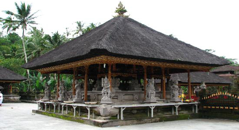 Start your journey with Tirta Empul Temple