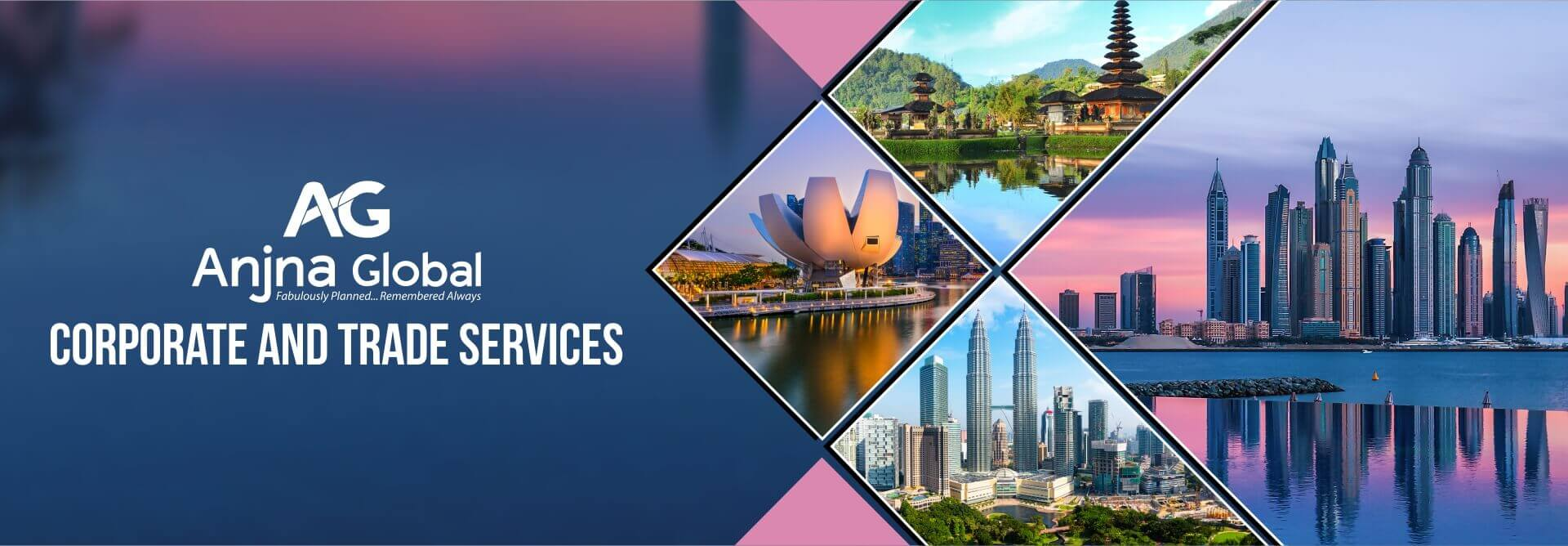 Anjna Global - Top DMC for Bali, Malaysia, Singapore and Dubai in Delhi